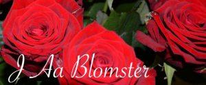 J. Aa. Blomster Logo