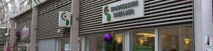 Sparekassen Sjælland i Dianalund Centret