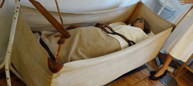 Filadelfia Museum seng