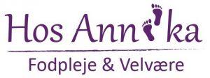 Hos Annika Logo