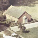 Missionshuset i Tåderup, der lukkede allerede omk. 1960