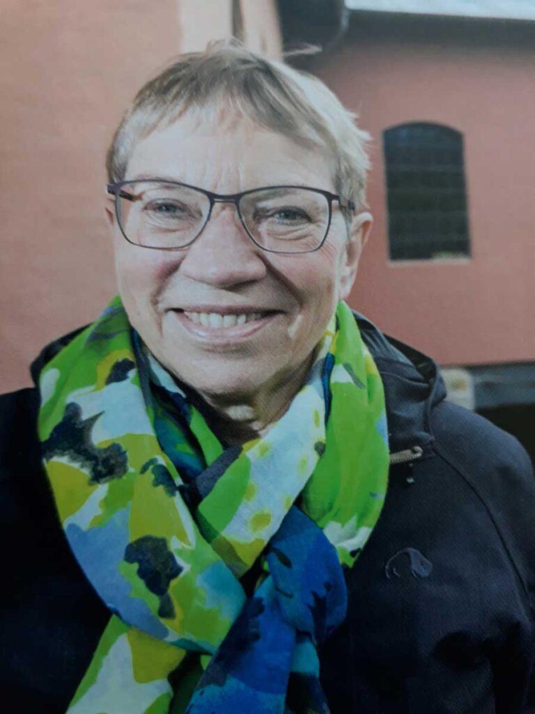 Anke Spooorendonk holder Foredrag i Degneparken i Dianalund