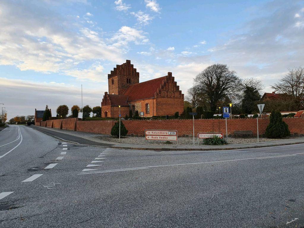 Tersløse kirke ved Dianalund