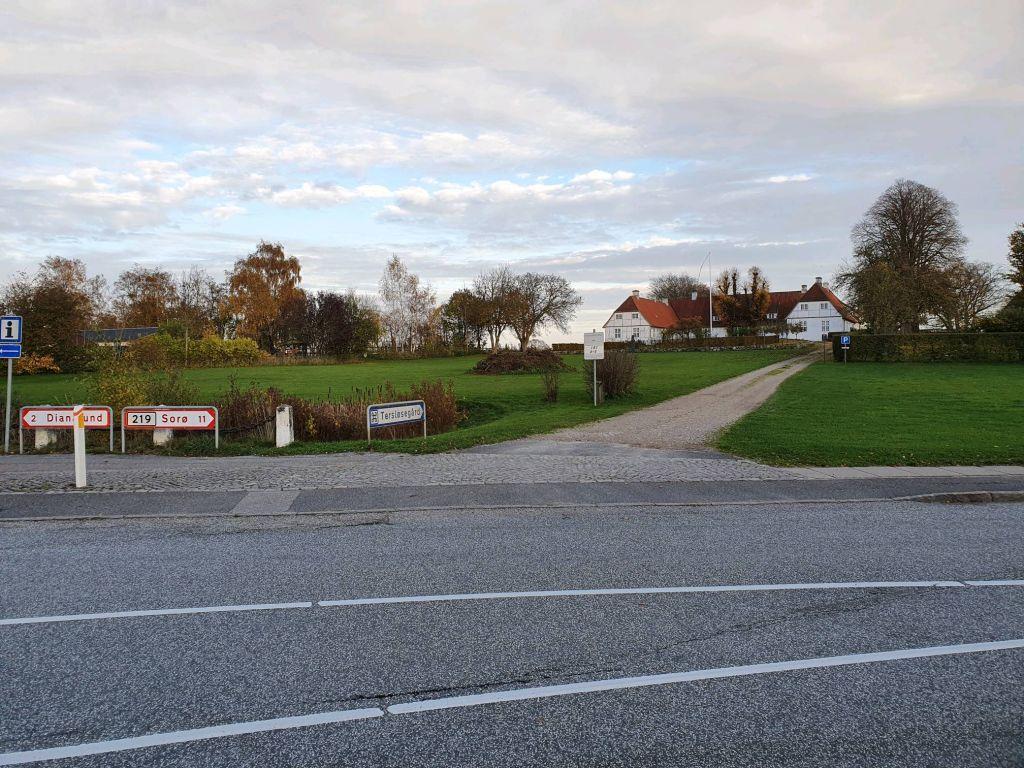 Tersløsegaard ved Dianalund